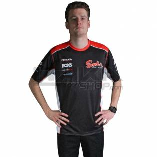 SODI KART RACING SOFTSHELL JACKET