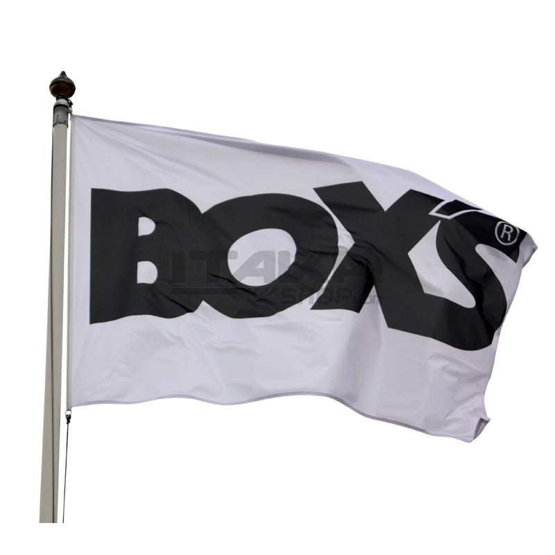 BOX'S FLAG