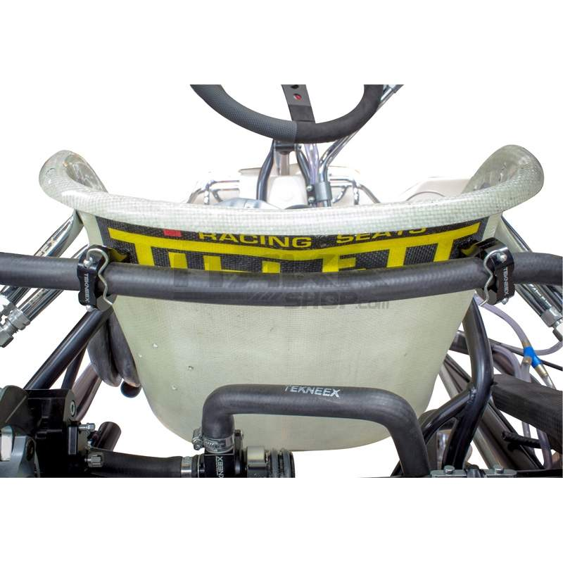 WATER TUBE SUPPORT FOR SEAT