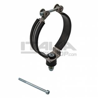COMPLETE BRACKET KIT FOR KZ EXHAUST SILENCER