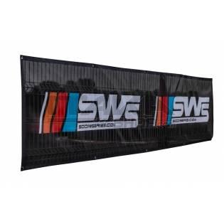 BANDEROLE MESH SWS