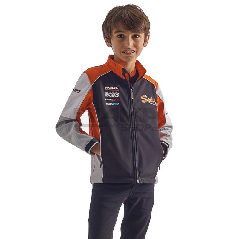 VESTE SOFTSHELL SODI RACING 2020