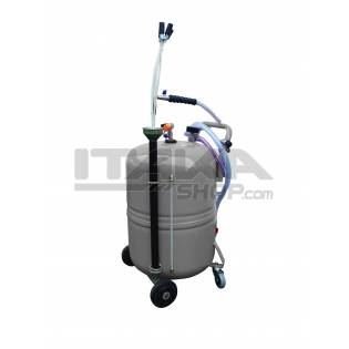 PNEUMATIC OIL SUCTION UNIT, 80L