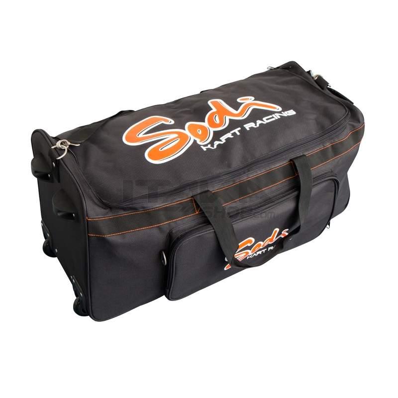 SODI KART RACING TRAVEL ROLLER BAG