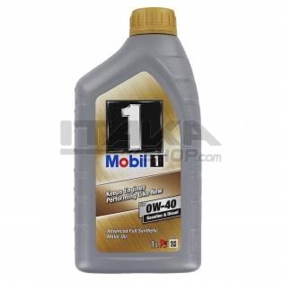 MOBIL 4 STROKE 0W40 OIL