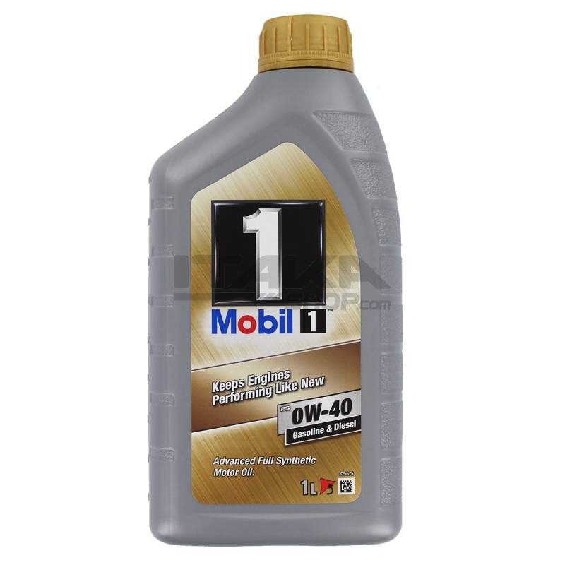 HUILE MOBIL 4T 0W40
