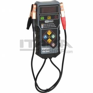 KS TOOLS 12V DIGITAL BATTERY ANALYZER