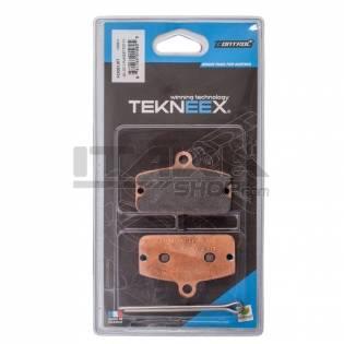 REAR BRAKE PADS C+ TEKNEEX 4 PISTONS CALIPER D20