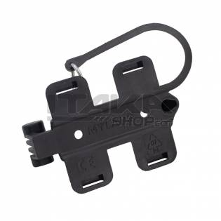 MYLAPS HOLDER AND CLIP FOR TX/TR2 TRANSPONDERS