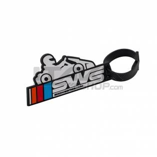 SWS LUGGAGE LABEL