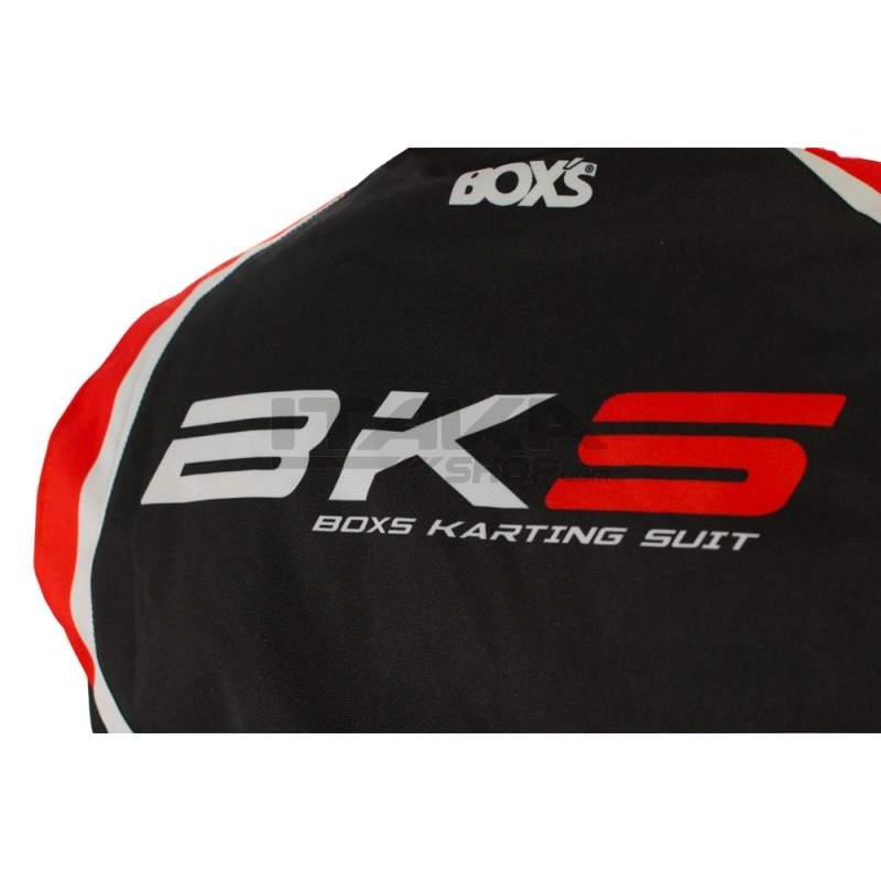 COMBINAISON BOX'S BKS ORANGE V2