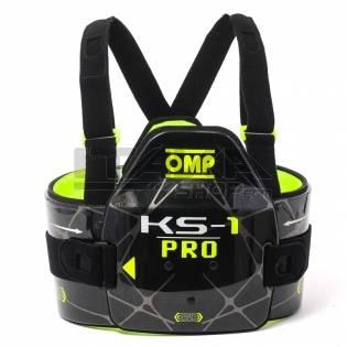 OMP KS-1 PRO BODY PROTECTION - FIA APPROVED