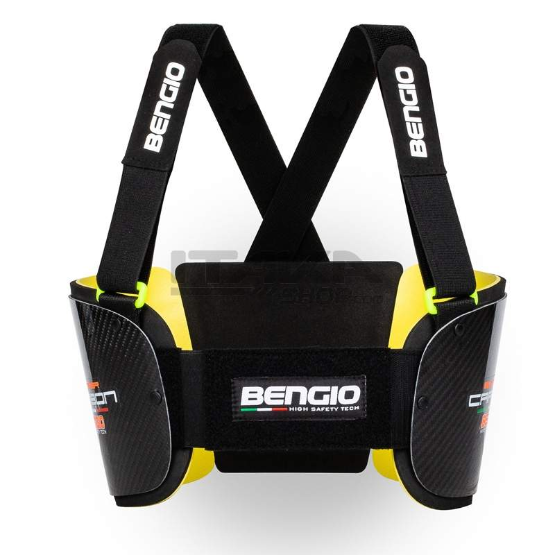 BENGIO CARBON RIBS PROTECTOR