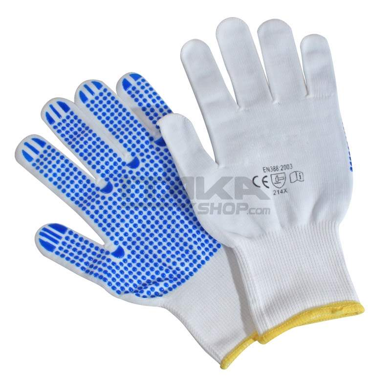 MECHANIC'S GLOVES WITH SPIKES