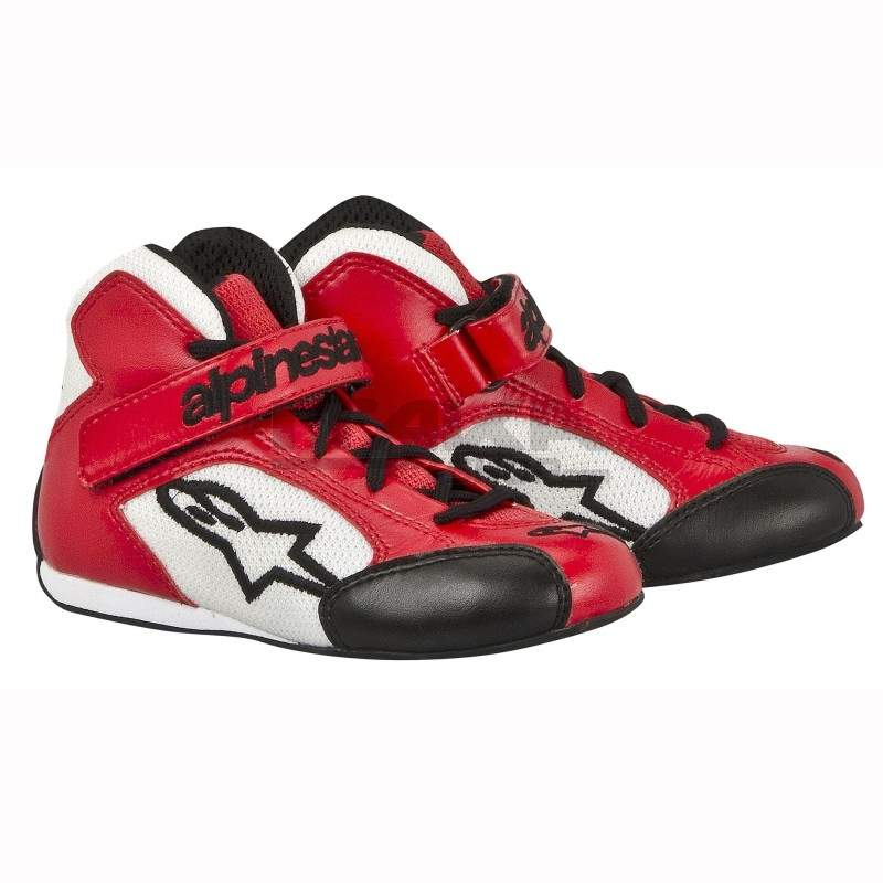 CHAUSSURES ALPINESTARS TECH 1-K S ROUGE TAILLE 30
