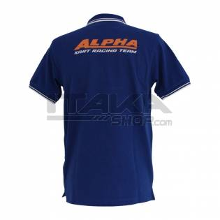 ALPHA RACING TEAM POLO SHIRT