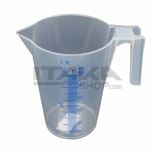 GRADUATED MEASURING CUP 0.5L