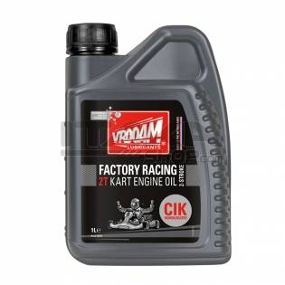 VROOAM FACTORY RACING 2T OIL