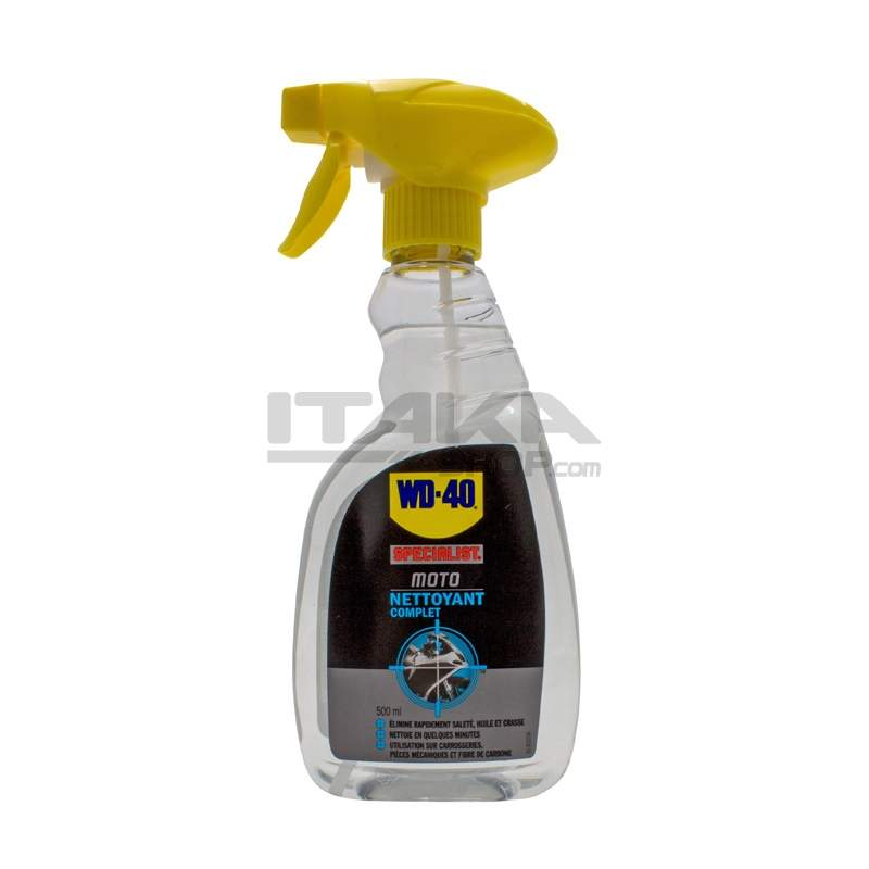WD 40 - TOTAL WASH