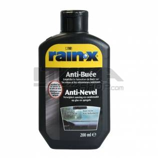 RAIN X ANTI FOG