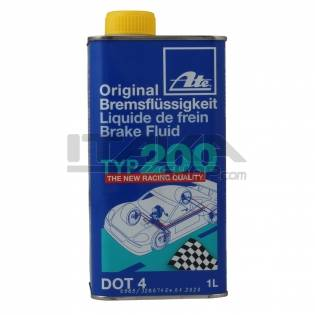 TYP200 DOT4 BRAKE FLUID