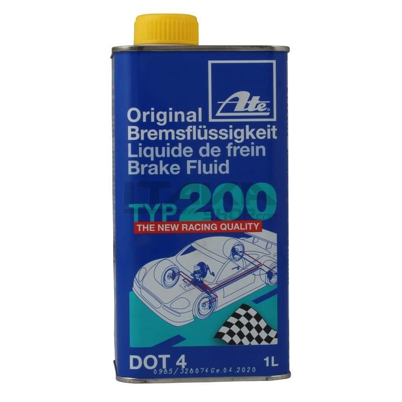 LIQUIDE FREIN DOT4 TYP200