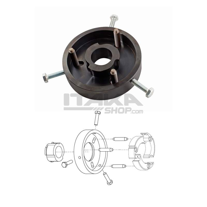 WEIGHT STEEL ASSEMBLY TOOL
