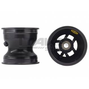 AMV MAG 130 FRONT WHEEL RIM (STUB AXLE - 17MM)