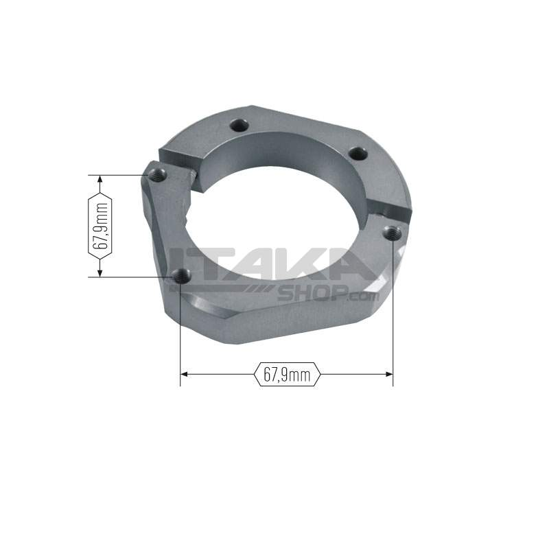 D62 QUICK-DISCONNECT BEARING CARRIAGE