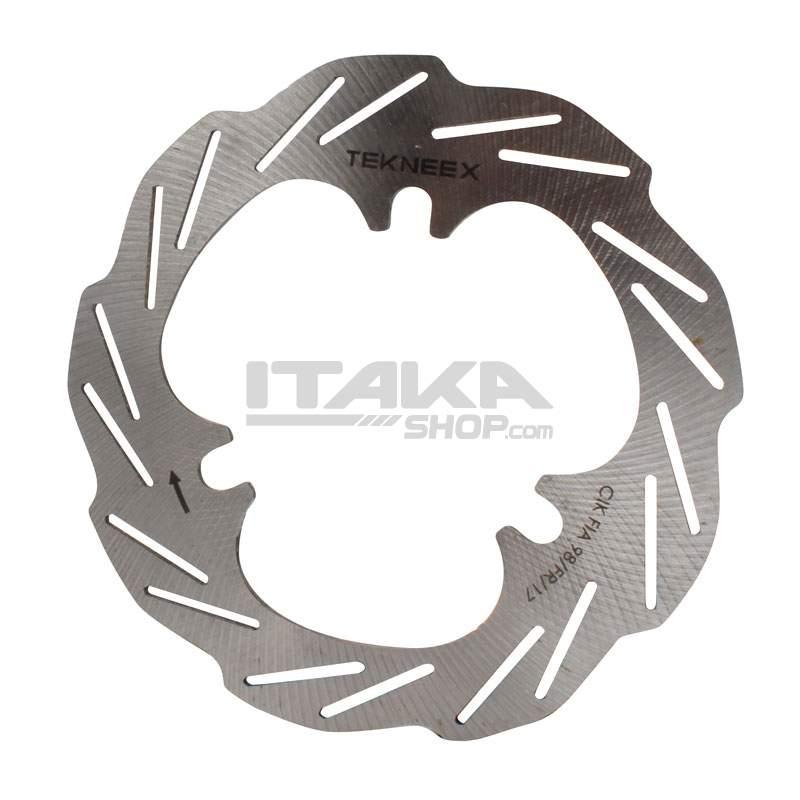 PAD SECURING SCREWS-ITAKA BRAKE