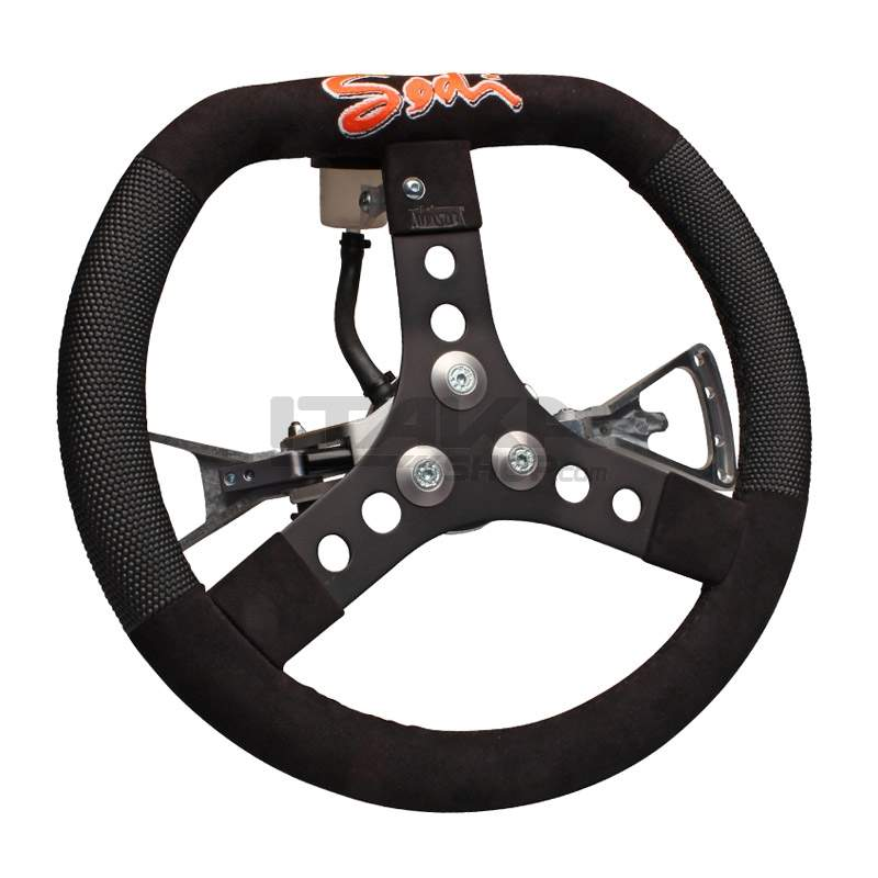 STRAIGHT STEERING WHEEL BRACKET