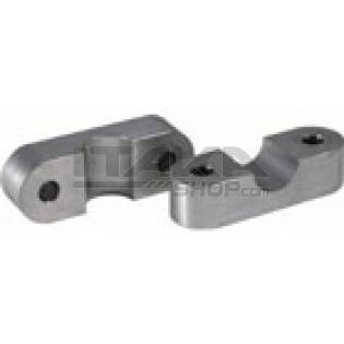EXHAUST SILENCER SUPPORT