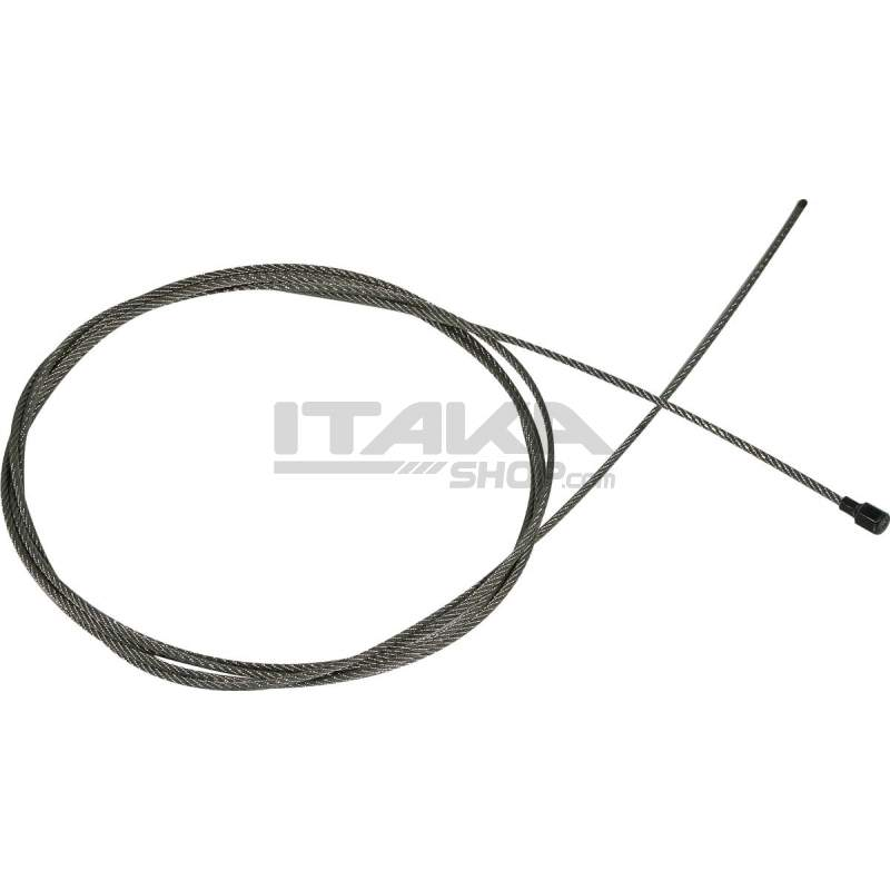 CABLE ACCELERATEUR INOX
