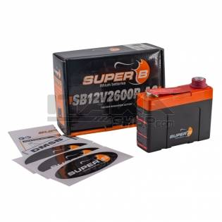 BATTERIE SUPER B POUR AIM