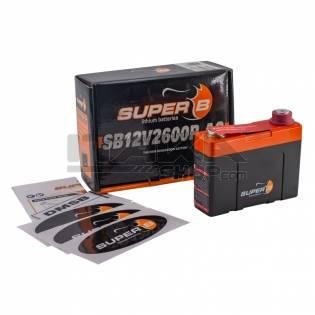 SUPER B BATTERY FOR AIM