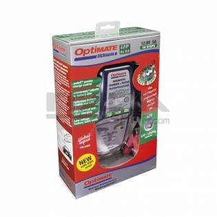 CHARGEUR BATTERIE OPTIMATE LITHIUM 4s 0.8A-SUPER B