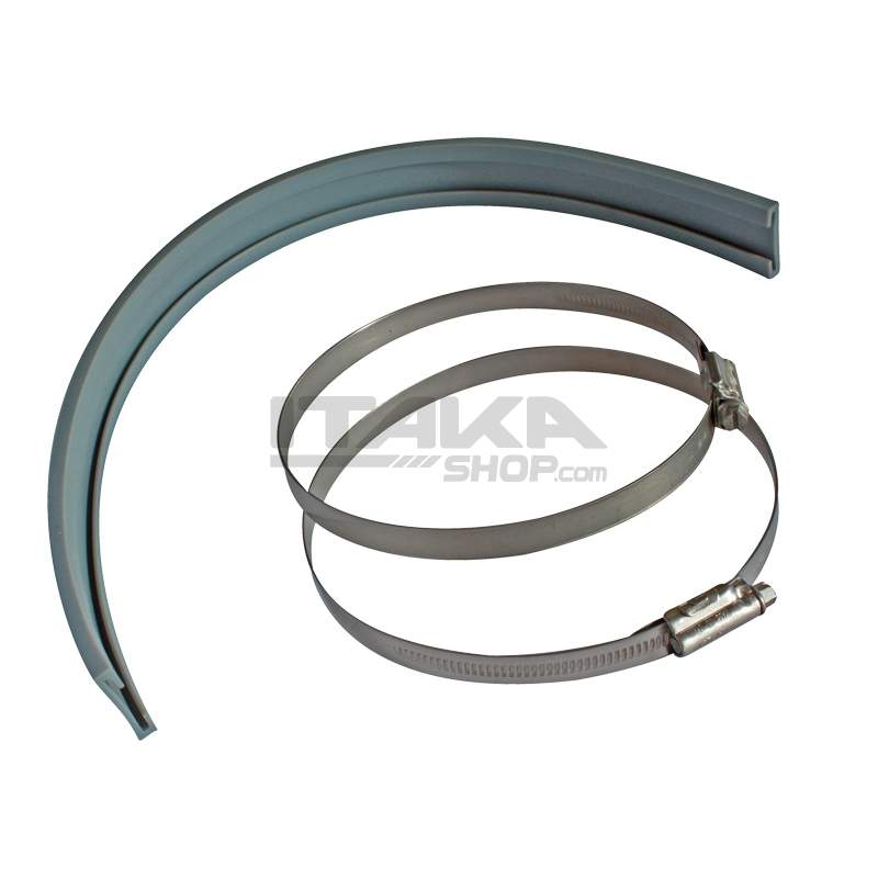 SERFLEX CLAMPS FOR EXHAUST SILENCER