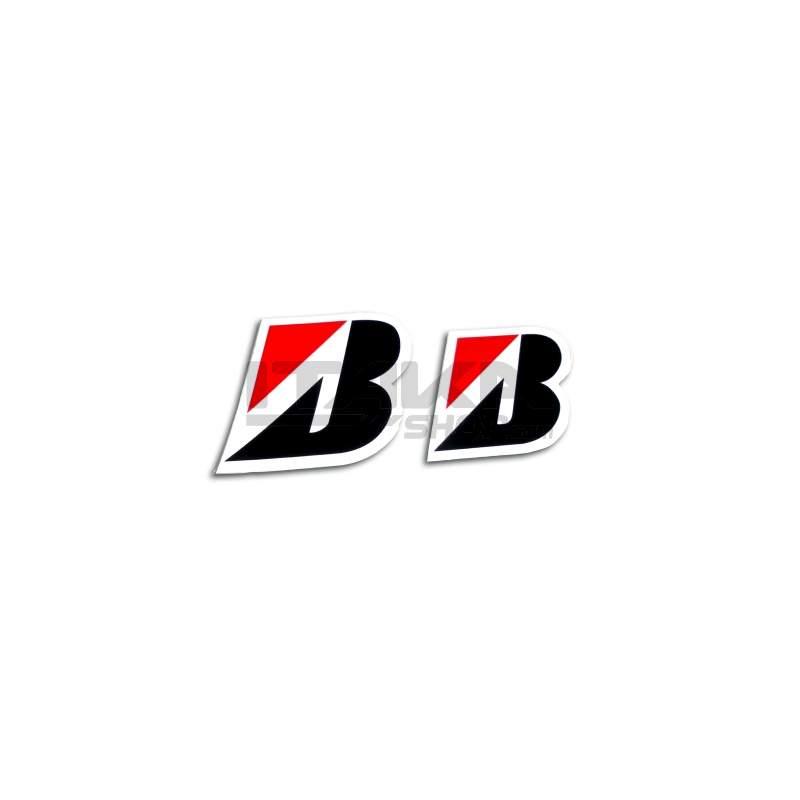 STICKER 'B' de Bridgestone