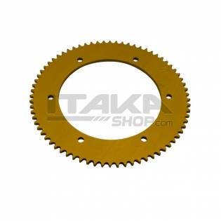 ANODIZED PERFORATED SPROCKET