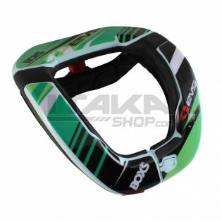 STICKER FOR EVS R4 RACE COLLAR