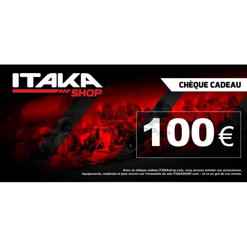 CHEQUE CADEAU 100 EUROS TTC