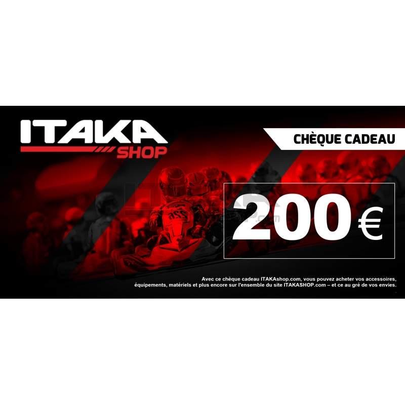 GIFT VOUCHER 200 EUROS