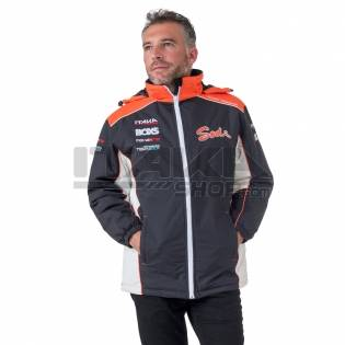 SODI KART RACING QUILTED JACKET