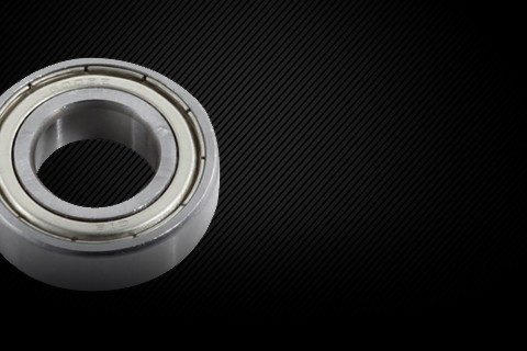 Karting roller bearings