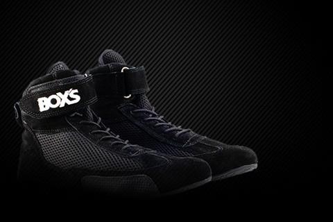 Chaussures pilote, bottines pour le kart