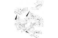 FLOOR-PEDALS - SODI DELTA 900/950