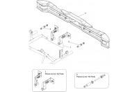 PROTECTION ARRIERE-KG PLAST - SODI DELTA 900/950 2012-2013