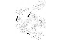 FLOOR-PEDALS - SODI DELTA 900/950 2014 - 2017