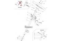 DIRECTION - SODI DELTA 900/950 2014 - 2017