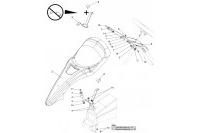 FRONT PANEL HEAD SYSTEM - SODI GTX-SODI FUNNYVOLT